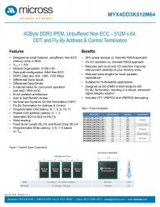 DDR3 iPEM - 512M x 64