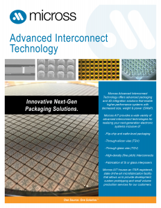 Adv Interconnect Technology