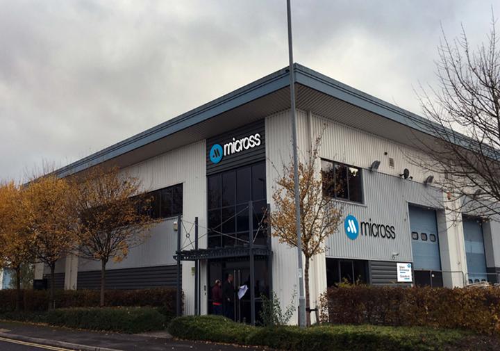Orion Park facility UK