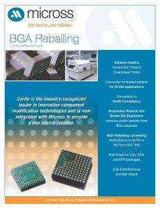 BGA Reballing